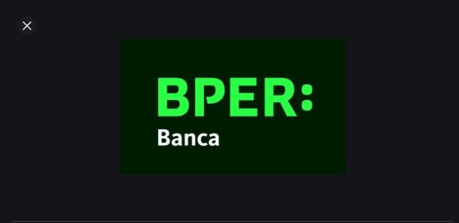 Nuovo IBAN per pagamento con bonifico bancario